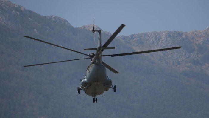 Srušio se helikopter u more između otoka Zlarina i Zablaća