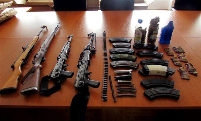 Na području Pelješca pronađena automatska puška, spremnici za pušku, nastavci za izbacivanje ručnih bombi...