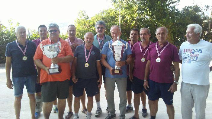 Boćarski klub Komolac pobjednik Kupa Hrvatske