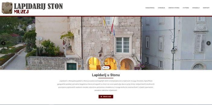 Nova mrežna stanica: Lapidarij u Biskupskoj palači u Stonu