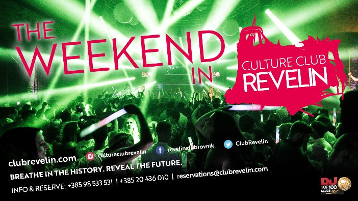 Vikend u klubu Revelin donosi brojne pogodnosti, osvojite ulaznice za Fedde Le Granda