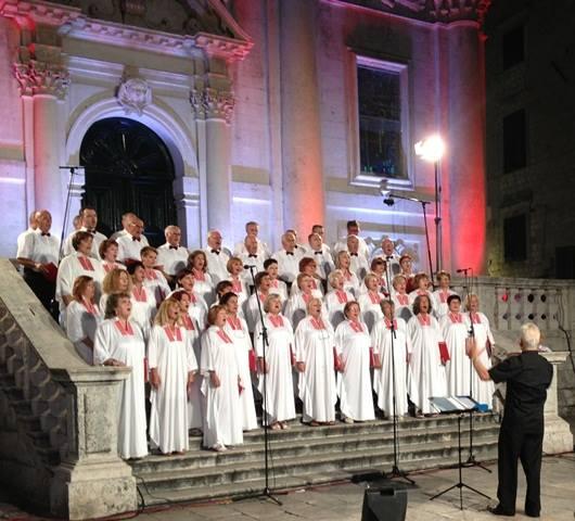 Nastup mješovitog zbora Libertas odgađa se za 13. listopada