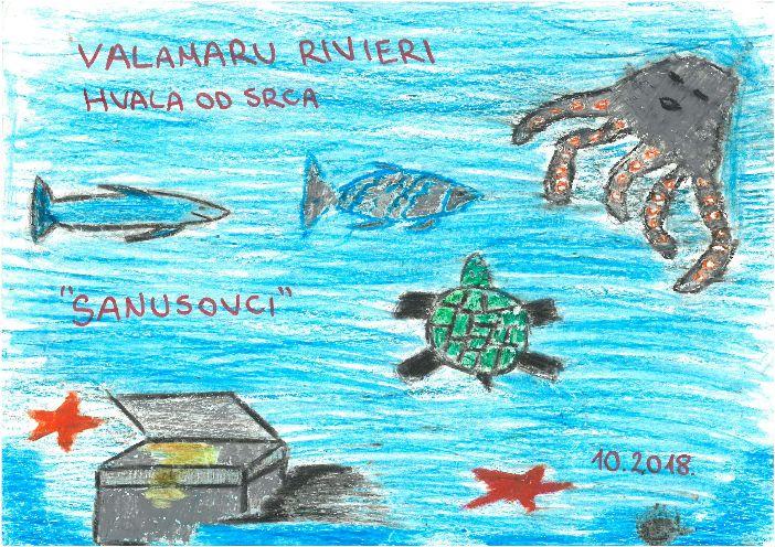 """Dubrovnik ugostio grupu djece iz Splita u sklopu donacijskog programa """"Tisuću dana na Jadranskom moru"""""""