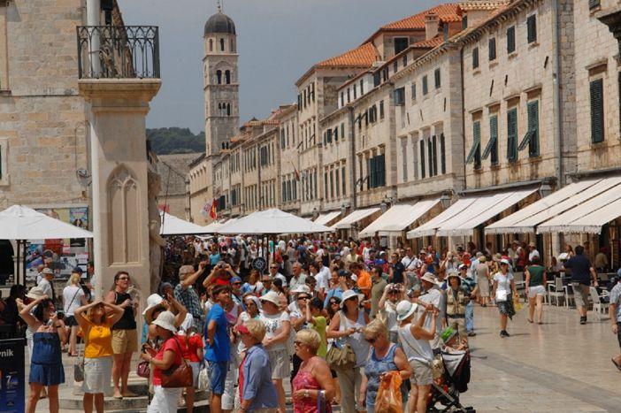 Tijekom deset mjeseci u Hrvatskoj ostvareno 19 milijuna turističkih dolazaka