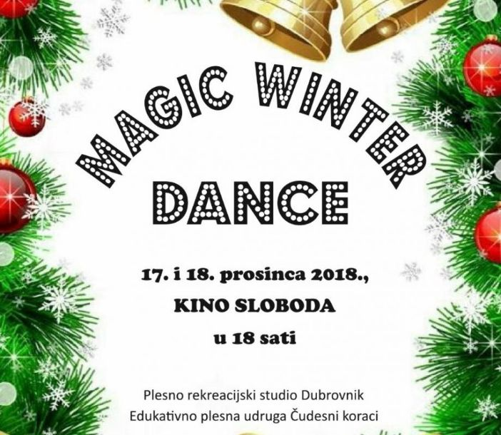 ''Magic Winter Dance'' u ponedjeljak