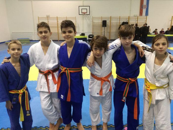 6 medalja za Judo klub Dubrovnik na DALMACIJU OPEN-u