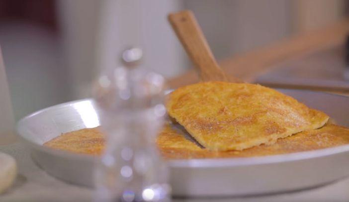 Probajte farinatu - veliku palačinku od slanutka