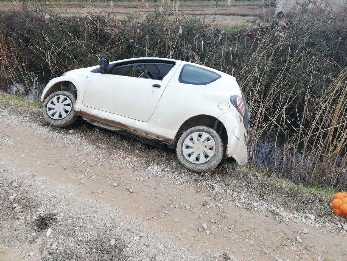 Četiri osobe spašene iz auta koje je sletjelo s ceste