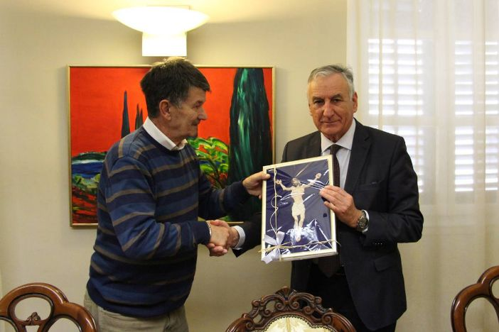 """Županija podržava Općinu Janjina i udrugu """"Prijatelj"""" u osiguravanju uvjeta djeci s poteškoćama u razvoju"""