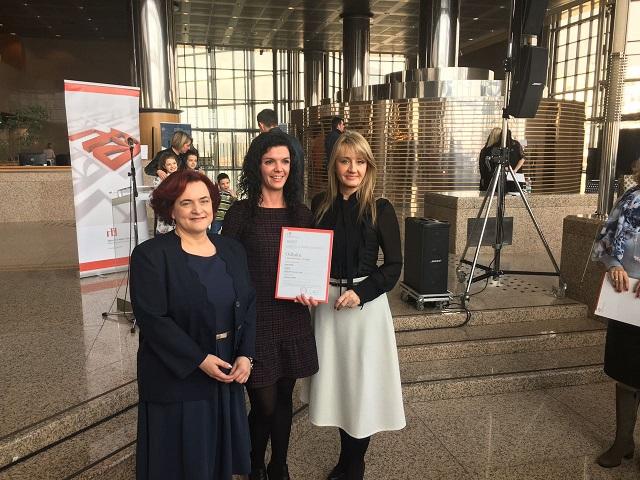 Jelena Kulišić iz DV Konavle promovirana u zvanje odgojitelj savjetnik