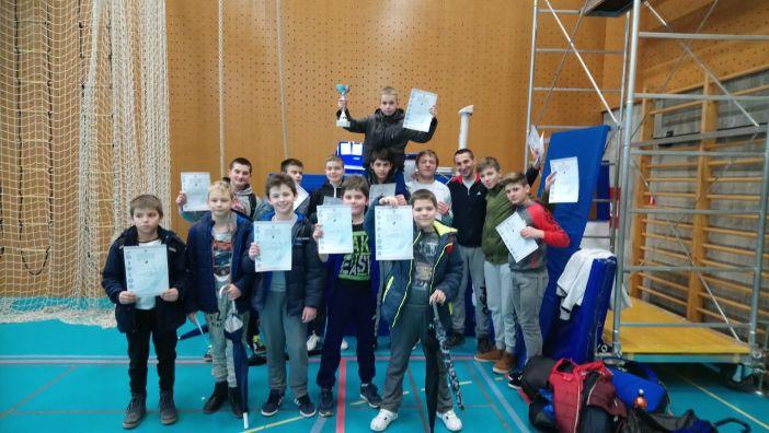 Učenici OŠ Mokošica županijski prvaci u džudu i odbojci