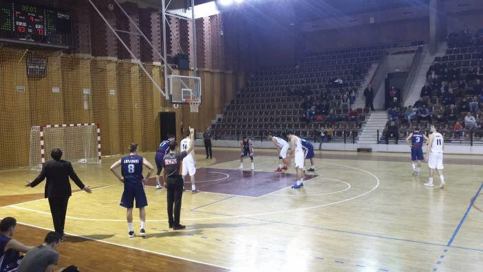 Deveta prvenstvena pobjeda košarkaša Dubrovnika