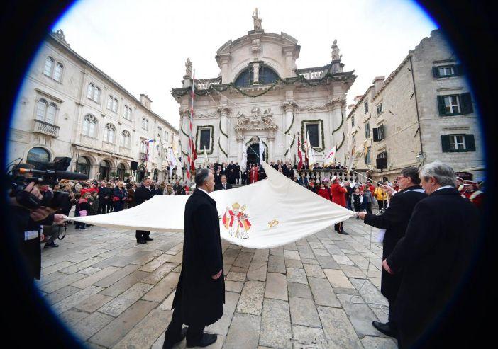 Završila 1047. Festa sv. Vlaha