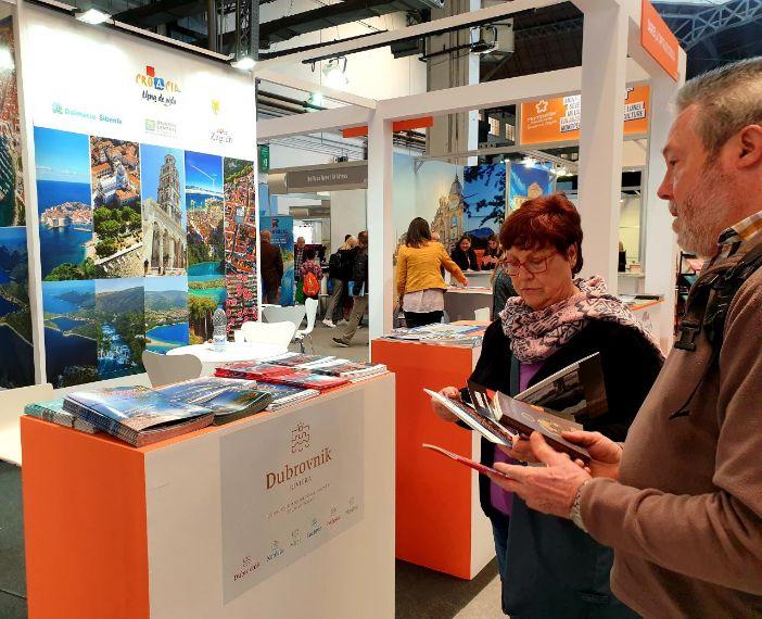 Turistička zajednica DNŽ na sajmu B-Travel u Barceloni