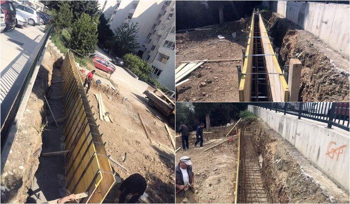 Započela izgradnja i uređenje parkirališta, do kraja godine u Mokošici 200 novih parking mjesta