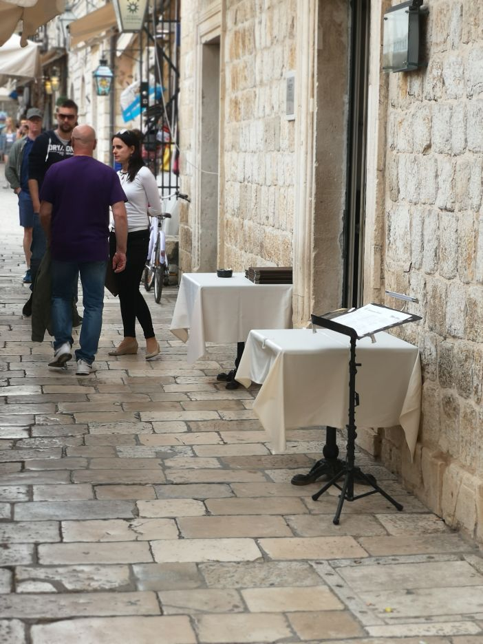 Komunalno redarstvo ponovno oduzima javne površine