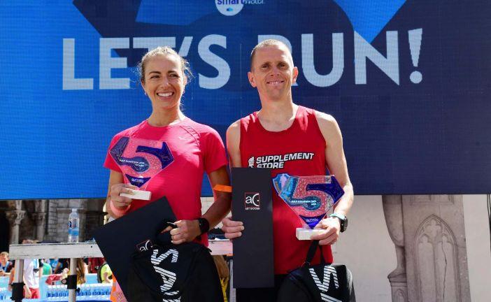 Amela Trožić i Kristijan Stošić pobjednici Dubrovačkog polumaratona