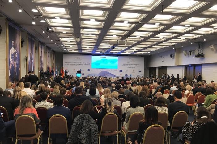 Župan Dobroslavić na otvaranju 4. EUSAIR Foruma u Budvi