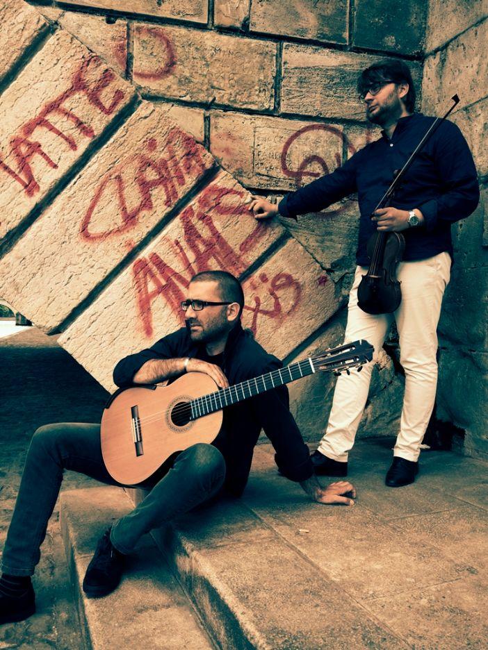 Duo MarGo publiku vodi na glazbeno putovanje djelima Piazzolle, Bartoka i Villa-Lobosa