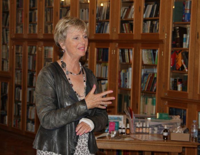 Mara Doljak održala ''Malu školu aromaterapije: 10 koraka do zdravlja''