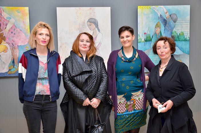 Lena Kramarić izlaže u Beču