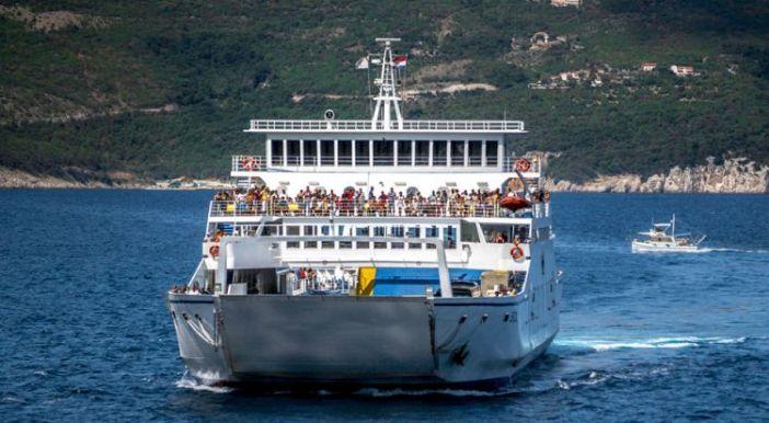 Dubrovačko okružje: Neke brodske i trajektne linije su u prekidu